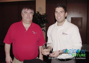 2010 Saginaw Future Award for Outstanding Economic Investment